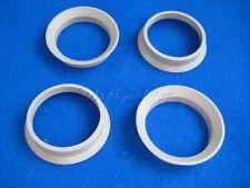 Zentrierringe (4) CW D 64-57,1mm R5 beige 8654 für Borbet Alufelgen