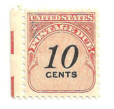 SC#J97 - 10c Postage Due Single MNH Dull Gum