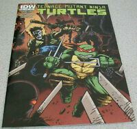 TEENAGE MUTANT NINJA TURTLES #22 VARIANT COVER B NEAR MINT 2013 IDW COMICS