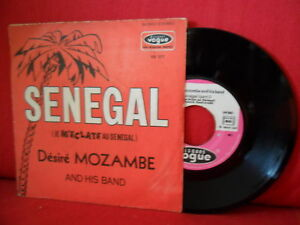 DESIRE MOZAMBE Senegal 7/45 KILLER AFRO 71 FUNK LATIN BREAKS