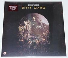 Biffy Clyro MTV Unplugged LP New 2018 Limited DBL Vinyl + DVD + Art Print  NEW