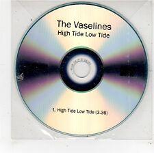 (FU454) The Vaselines, High Tide Low Tide - DJ CD