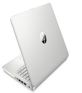 "HP 14"" HD AMD Athlon Silver 4GB Memory 64GB Windows 10 Laptop New"