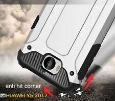 Funda hibrida anti-golpes para Huawei Y7 2017 máxima calidad