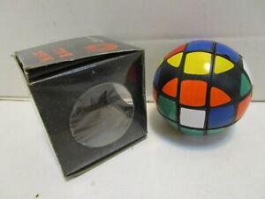 VINTAGE MAGIC BALL PUZZLE BALL W/BOX