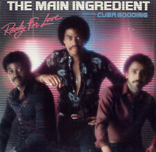 Main Ingredient Feat. Cuba Gooding - Ready For Love cd PTG