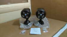 2x 4LED 600 Lumens PIR Motion Sensor Waterproof Spotlight Wireless Outdoor Light