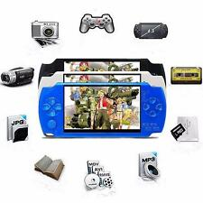 4.3'' Screen 8GB 32 Bit Portable Handheld Console Player Many Games -WHITE