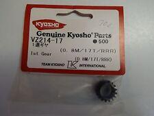 KYOSHO 1st Gear - Model # VZ214-17