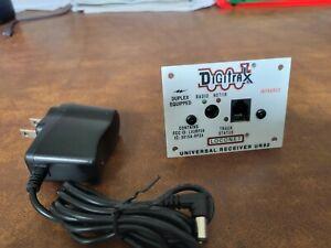 Digitrax UR92Duplex Radio Transceiver and Infrared Receiver Panel