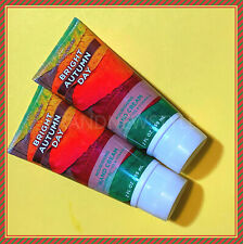 2 Bath & Body Works BRIGHT AUTUMN DAY Nourishing Moisture Hand Cream 2 fl oz NEW