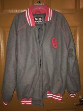 Mens OU University Of Oklahoma Wool Jacket Size Medium NWT