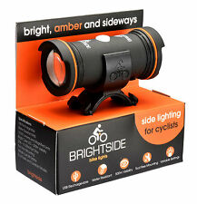 Brghtside Bike Light - Cyclists SIDE Light. 20% off RRP