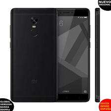 "Xiaomi Redmi Note 4 Global Pro 2017 5.5"" Snapdragon 625 3GB 32GB (Banda 800 mhz)"