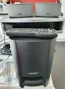 Bose 3 2 1 Series III Sound System komplett - 3.2.1 GS Series III CD, DVD, Tuner