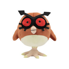Pokemon Hoothoot Night Owl Plush Toys Stuffed Animal Doll Gift 9 Inch