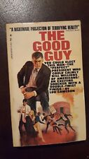 "Lou Cameron, ""The Good Guy,"" 1968, Lancer Books 74-960, VG, 1st"