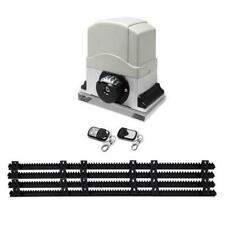 LOCKMASTER GOSGODSR1200ACRAILX2 Auto Electric Sliding Gate Opener and Remote Kit
