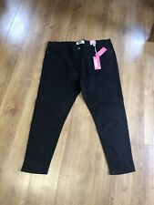 yours clothing size 24 Skinny Jeans Black