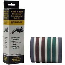 WSSA0002223 - WORK SHARP Knife and Tool Sharpener replacement belt kit for WSKTS