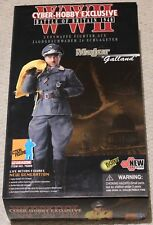dragon action figure 1/6 ww11 german pilot galland 12'' boxed did cyber hot toy