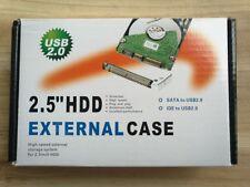 """80G USB2.0 2.5 """"external mobile hard disk, multi color optional, promotional"""