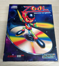 Zool Commodore Amiga CD32 Boxed New Sealed