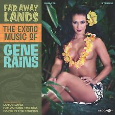 Gene Rains: Far Away Lands--The Exotic Music  Free Domestic Shipping