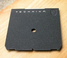Genuine LINHOF 5x4 Technika Lens Board panel avec petit faible OFFSET 8 mm trou