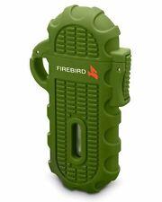 Firebird by Colibri Ascent UJF632A4 Single Torch Cigar Lighter Warranty Green