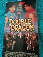 Double Dragon (VHS 1994, Rare CFP Video Release) Used VG, Robert Patrick, HTF!