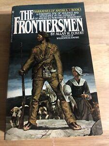 The Frontiersmen, Allan Eckert, 1981