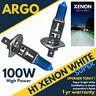 2pcs H1 100w Super White 12v Bright Xenon Halogen Headlight Light Bulbs Lamp 448