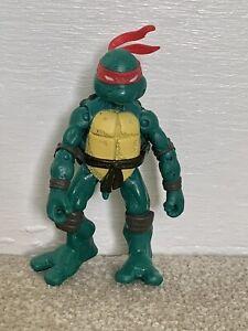 TMNT Ninja Turtles Original Comic Book Figure - Raphael - 2014 Viacom Playmates