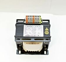 160VA Control Transformer 1PHASE INPUT: 220/415/440V OUTPUT: 12/24/110V