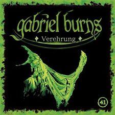 GABRIEL BURNS - 41/VEREHRUNG 4 CD NEU