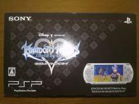 PSP KINGDOM HEARTS Birth by Sleep KINGDOM HEARTS EDITION PSPJ-30012 Limited Box