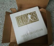 "RARE-ELVIS-""The EP Collection""-11 Ep's in Special Booklet-Limited Edition-1981"