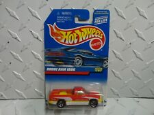 Hot Wheels #797 Dodge Ram 1550 truck w/No Bed Cap  1 of a Kind?