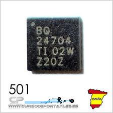 1 Unidad BQ24704 24704 QFN 100% Original
