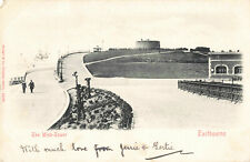 More details for early postcard - the wish tower, eastbourne vintage card (aug 1902).