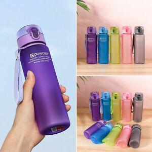 BPA FREE Kids Bottles Outdoor Sports School Drinking Water Bottle Cup