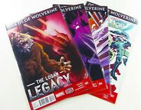 Marvel DEATH OF WOLVERINE (2014) #3 4 5 7 Lot VF/NM (9.0) to NM (9.4) Ships FREE