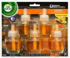 AirWick Oil Refill,Hawaii Exotic Papaya - Hibiscus Flower,5 refills (5x.67) oz