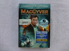 MacGyver - The Complete Second Season (Dvd, 2005, 6-Disc Set) * New / Sealed *