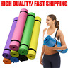 New Yoga Mat Thick Non-slip Durable Exercise Fitness Gym Extra Mats Pilates Pad