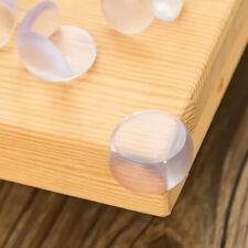 LOT de 4 Coins de Table en Silicone Transparent Protection Enfant Sécurité Bébé
