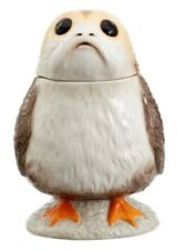 Funko Star Wars Porg The Last Jedi Talking Cookie Biscuit Jar With Sound