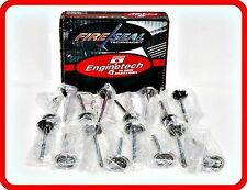 00-05 Ford/Lincoln LS 3.0L DOHC V6  'DURATEC'  (12)Intake & (12)Exhaust Valves