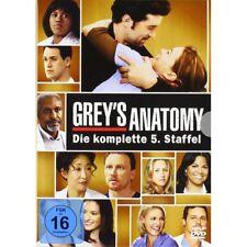 Grey's Anatomy - Die jungen Ärzte - Staffel 5 - DVD - *NEU*